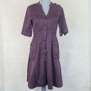 Maeve Cargo Dress